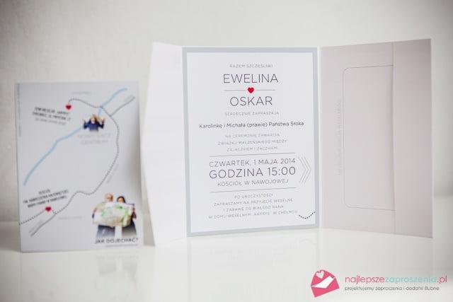 najlepsze zaproszenia ślubne warszawa
