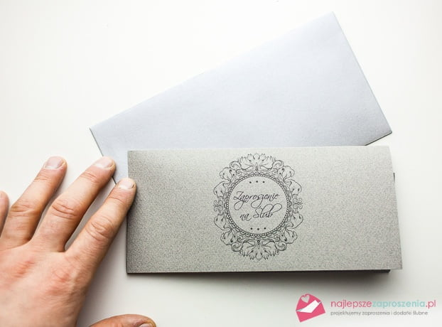 orginalne zaproszenia ślubne