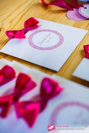 koperty do zaproszeń