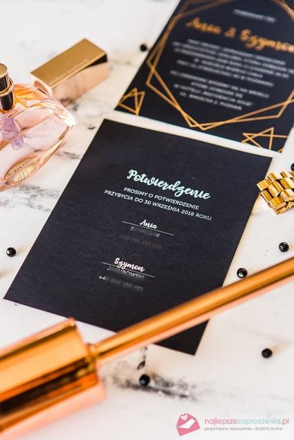 najpiekniejsze zaproszenia na ślub