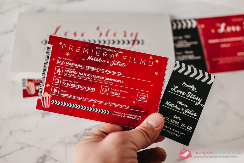 bilet naseans filmowy