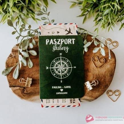 zaproszenie podróżnicze